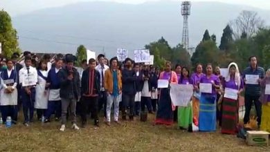 Arunachal: GHSS Jengging cries for posting of Senior Teachers
