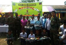 Photo of Army extends helping hand to Villagers, Builds Community hall, Distributes Furniture