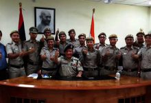 First Batch of 13 Direct Recruits NE Police Sub-Inspectors Joined Delhi Police