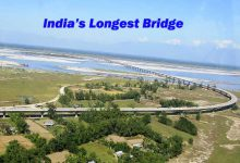 Assam- India's Longest Bridge Reaches It's Final Stage Of Construction