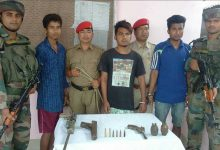 Army Apprehended KLO and NDFB(S) Cadres from Lower Assam