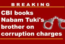 Arunachal: CBI books Nabam Tuki's brother on corruption charges